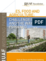 Cities, Food and Agriculture