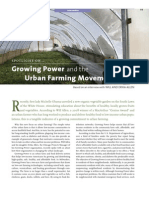 Growing Power and the Urban Farming Movement