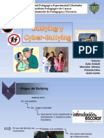 Origen y definición del Bullying y el cyberbullying