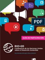 Guia de Participacion Rio + 20