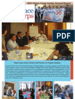Peace Corps In Country Annual Report 2011