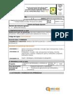 Lista de Chequeo Aplicacion de Fertilizantes y Enmiendas