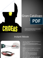 Gran Catálogo 2011