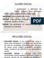 Inclusao Social e Digital