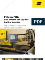 MCUT-3010 Falcon FXA Brochure