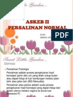 ASKEB II (Persalinan Normal) Edit