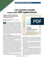 General Reactor Model - GTC Technology