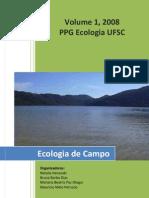 Ecologia de Campo v1 2008