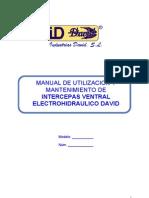 Manual Intercepas Ventral 1hv