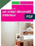 [Brico] LM - J'applique un crépi décoratif-D.01