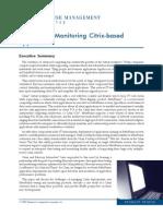 Ctx EMA Test&Monitor