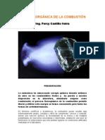 Teoria Inorganica de La Combustion