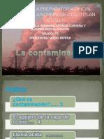 Contaminacion Eugenia y Paola