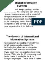 International Information Systems
