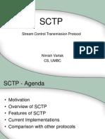 Nimish SCTP Presentation