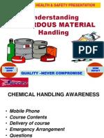 Hazardous Material Handling Safety