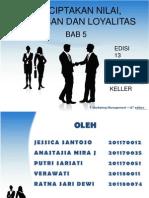 marketing management chapter 5