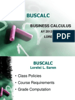 01 - Buscalc - Orientation