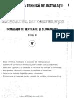 Manualul de Ventilatii 2010