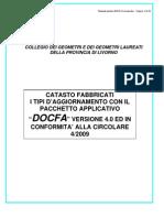 Manuale Pratico DOCFA Livorno