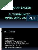Autoimmunity Final