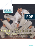 Goals Workout e Book