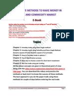 Pair Trade Method