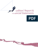 Auditor's Report 2010