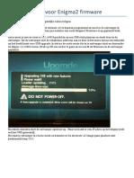 Azbox Patchen Voor Enigma2 Firmware