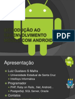 Android - Sinform 2011