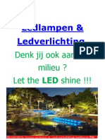 Alles Over Ledlampen en Ledverlichting