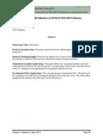 Reccomendation for Attrition Project