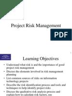 7- Project Risk Management