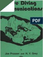 Cave Diving Signals