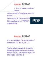 Nested Repeat