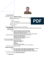 Sotirovic CV EUROPASS