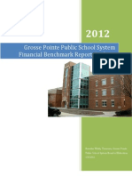 GPPSS Financial Benchmarking Report and Analysis_2012