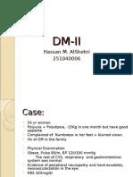 Hassan, DM II