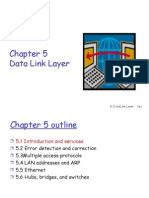 5 Data Link Layer