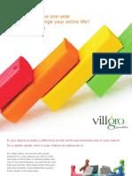Villgro Fellowship Brochure 2012-13