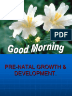 Copy of 002.Pre-natal Growth & Development