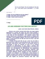 Três Artigos Sobre Dieta, Obesidade e Estresse - Dr. José Carlos Brasil Peixoto - médico Homeopata