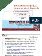 MariaConsueloFranky-ModelajeER-QEPD