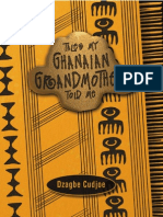 Tales My Ghanian Grandmother Told Me