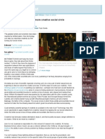Genius Networks_ Link to a More Creative Social Circle - Science-In-society - 29 May 2012 - New Scientist
