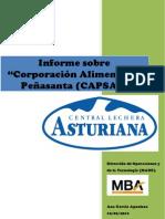 Informe CAPSA