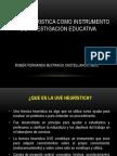 LA UVE HEURISTICA COMO INSTRUMENTO DE INVESTIGACIÓN EDUCATIVA (1)