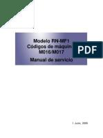 Aficio 3400SF 3410SF Service Manual ESP