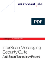 InterScan Messaging Security Suite