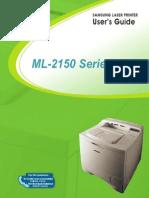 User Guide ML 2150_English